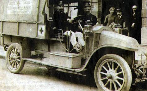 chauffeur de ma tre lucien fol a a transport les bless s 1914 1918 reims dans la grande guerre. Black Bedroom Furniture Sets. Home Design Ideas