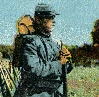 La carte postale du jour: souvenirs de Reims