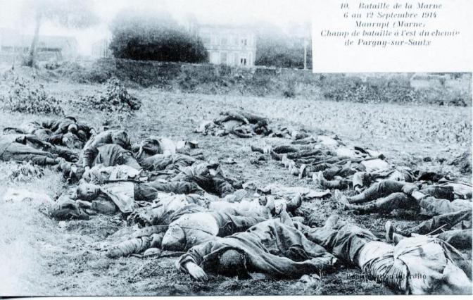 La guerre de 14-18 filmée par un soldat au front : des images inédites