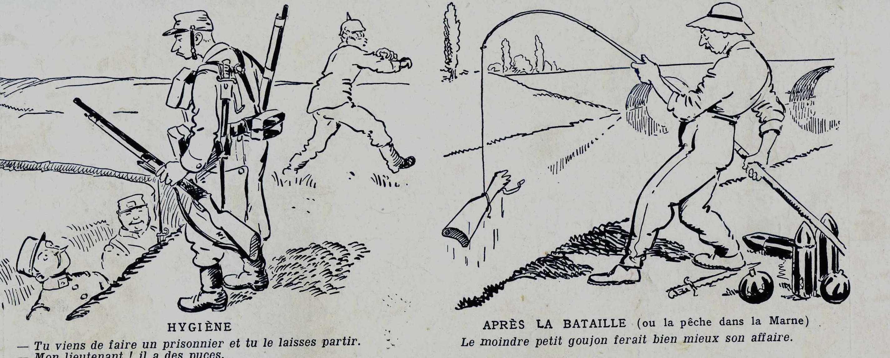 reims1418 la guerre en caricatures
