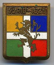 insigne du 33ème RI