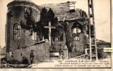 hébuterne église