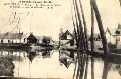 le village d'hébuterne