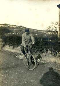 4 décembre 1916 à Hans, (marne ) Georges Gras