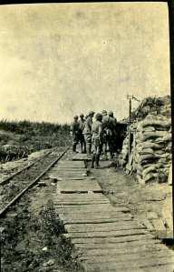 juillet 1917 SECTEUR D4hET SAS bOESINGHE TRANCH2E b bELGIQUE