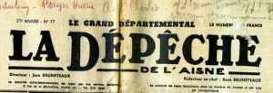 La Dépêche de l'Aisne