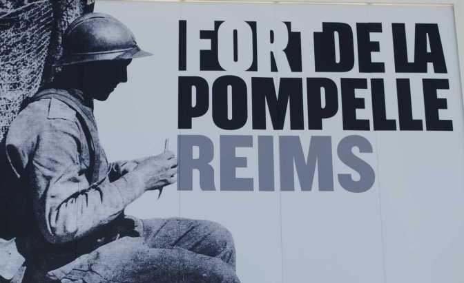 Rénové le fort de la Pompelle ouvert gratuitement samedi et dimanche