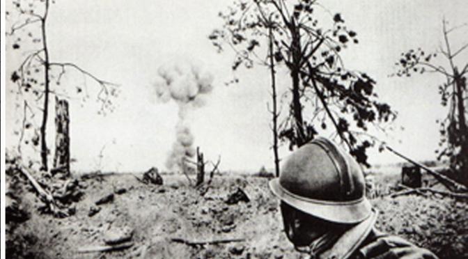5/10  Georges Gras de retour en Champagne avant de rejoindre Verdun