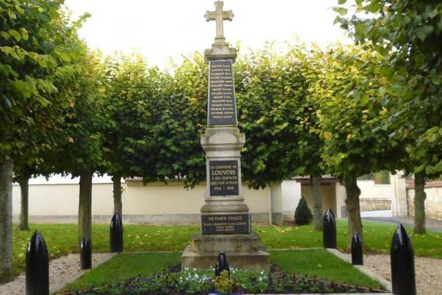 Une souscription pour refaire le monument de Louvois