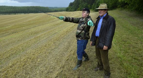 Vitry-le-François: manifestations en mémoire de la bataille de la Marne