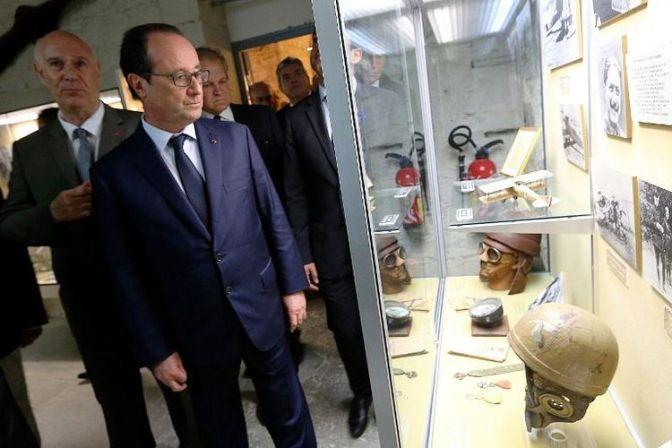 Tour de France et Grande guerre avec François Hollande