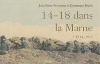 14-18 dans la Marne: ouvrages en préparation aux éditions Fradet