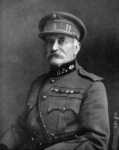 le général Leman (photo: l'épopée belge de la grande guerre)