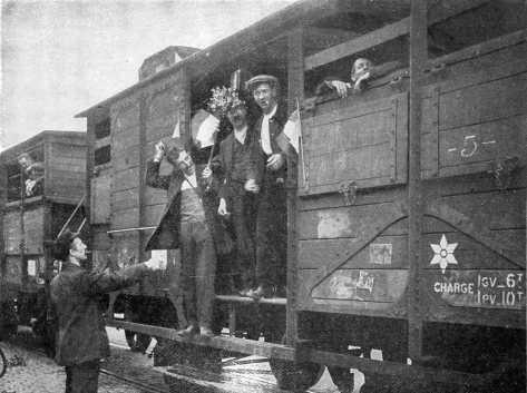 3 JOURNAL GUERRE 4 AOUT 1914