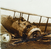 un avion français abattu près de Reims