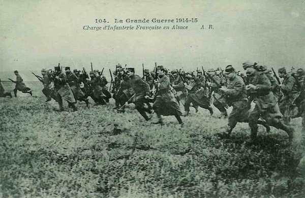 10/ Journal de la grande guerre: 14 août