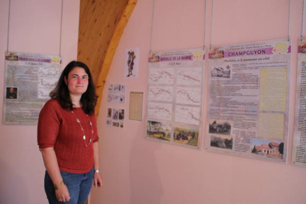 Esternay: exposition sur la grande guerre jusqu'au 20 septembre