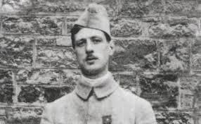 19/le  23 août 1914 le Lieutenant De Gaulle connaît son baptême du feu