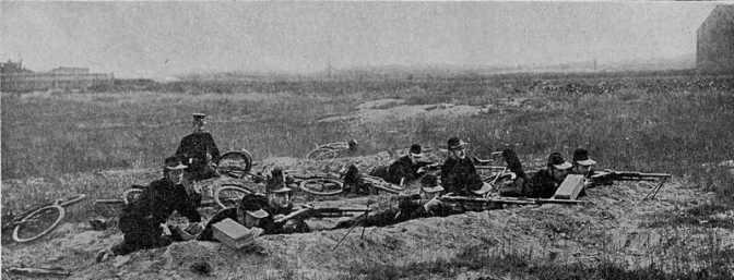 8/ Journal de la grande guerre: 12 août 1914 la bataille de Haelen