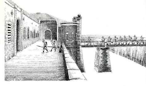 4 septembre 1914 les Allemands occupent le fort de la Pompelle sans combattre