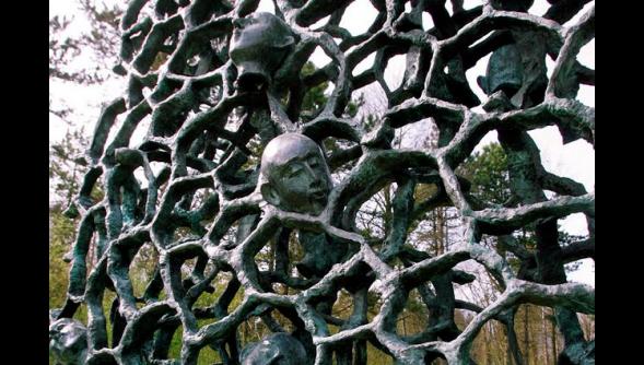 Craonne: Vol de la statue du Chemin des Dames: deux interpellés présentés au juge