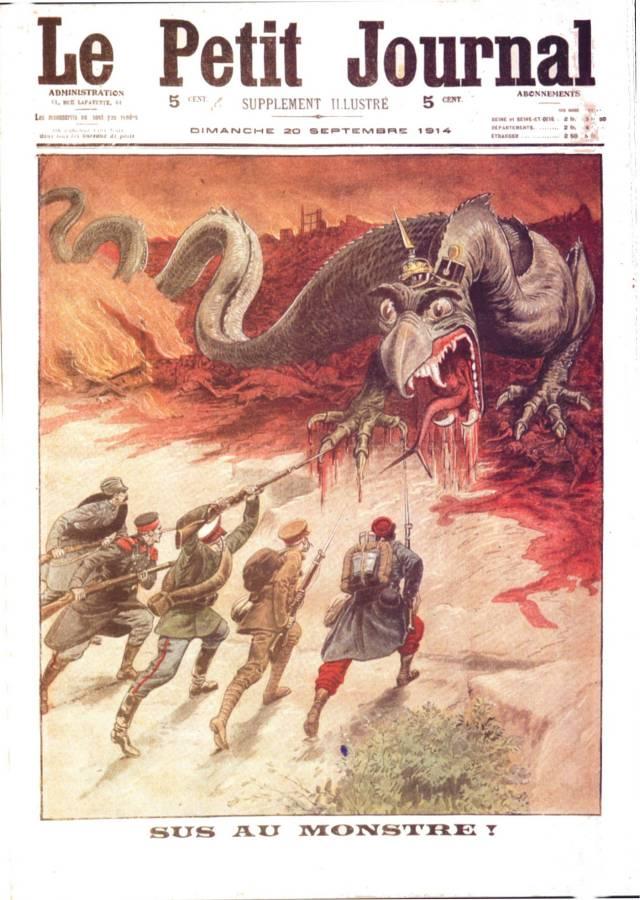 47  Journal De La Grande Guerre  20 Septembre 1914