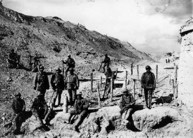 51/Journal de la Grande guerre: 24 septembre 1914 reprise du fort de la Pompelle