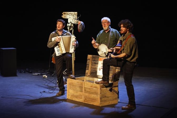 Festival Itinéraires: Chanson franco-irlandaise samedi 27 septembre au Der