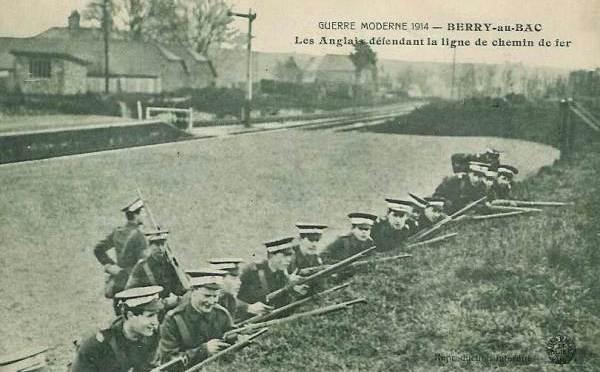 55/ Journal de la grande guerre: le 28 septembre 1914 fin de la première bataille de l'Aisne