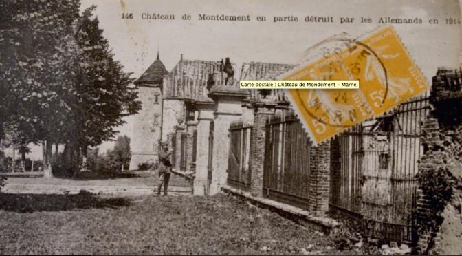 (Images) Les archives du château de Mondement