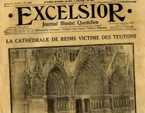 cathedrale journal