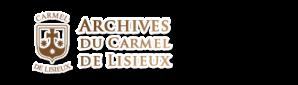 logo-archives-carmel-lisieux