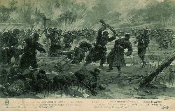 37/ Journal de la grande guerre: 10 septembre 1914