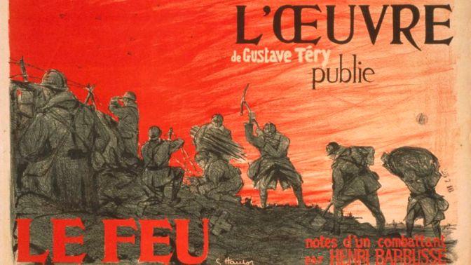 Le feu d'Henri Barbusse