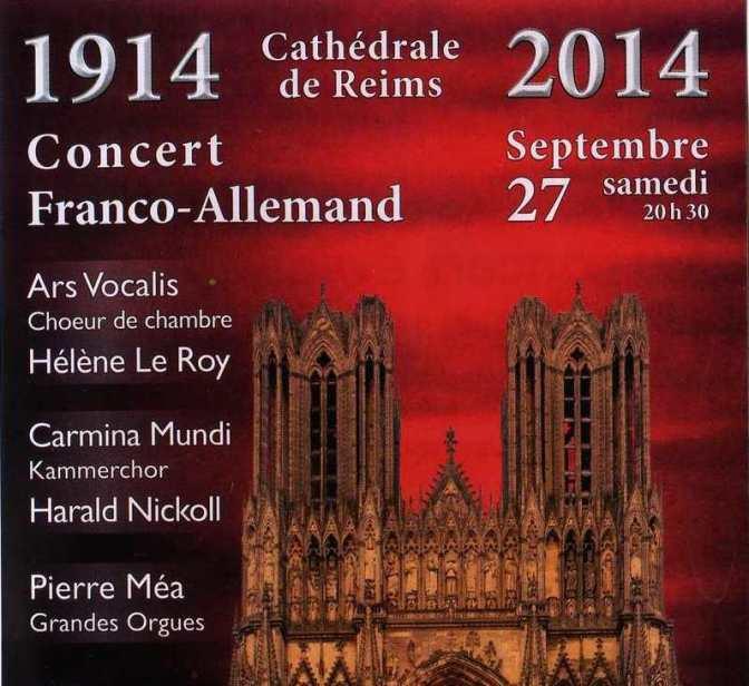 Sorties cette semaine: concert franco-allemand et balade républicaine dimanche