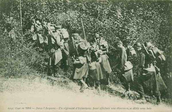 44/Journal de la Grande guerre: le 17 septembre 1914 les Allemands régimentent la vie des Rémois