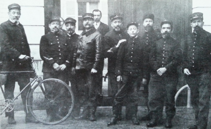 58/Journal de la grande guerre: 1 octobre 1914 le tissu industriel détruit