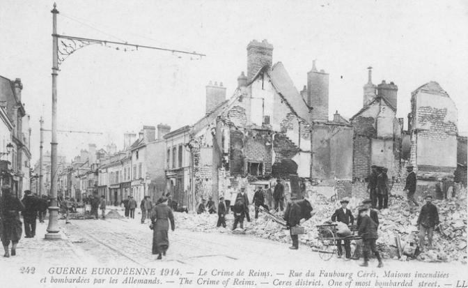 64/Journal de la grande guerre: le 7 octobre 1914
