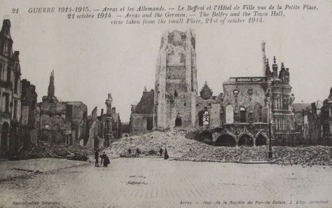 arras oct 1914