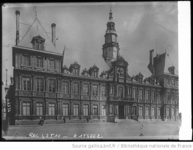 70/Journal de la grande guerre:  13 octobre 1914, le conseil vote de nombreuses aides