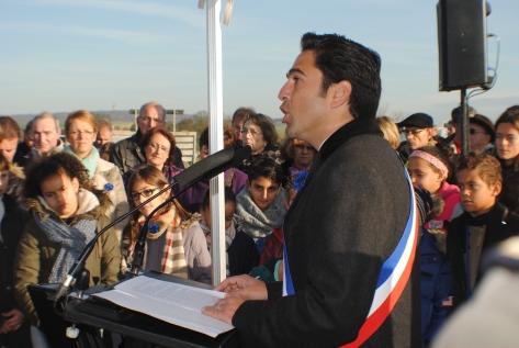 """le député-maire Arnaud Robinet a lancé un appel à une """"vigilance collective"""""""
