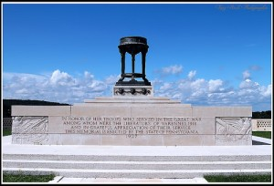 mémorial américain de Pensylvanie