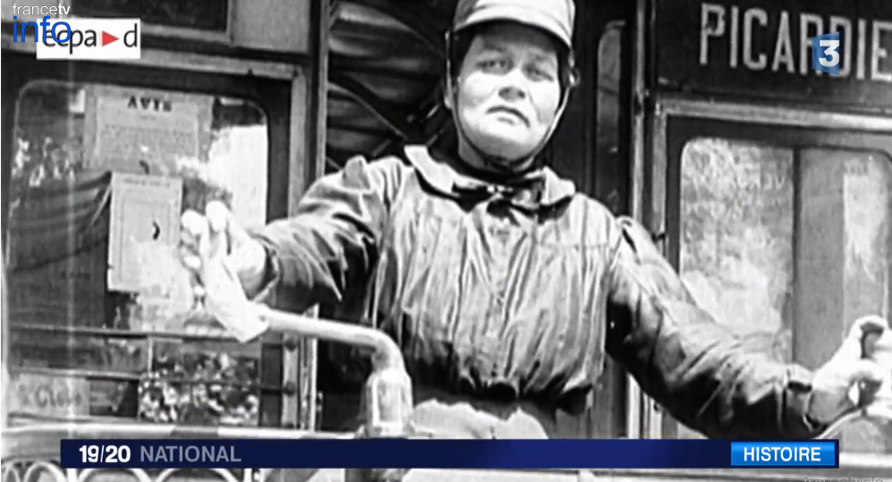 video la grande guerre et les femmes au travail 1914 1918 reims dans la grande guerre. Black Bedroom Furniture Sets. Home Design Ideas