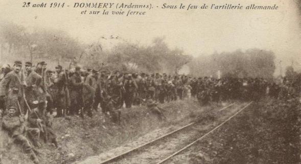 La 1re division marocaine et la bataille de la Fosse-à-l'eau (Ardennes)