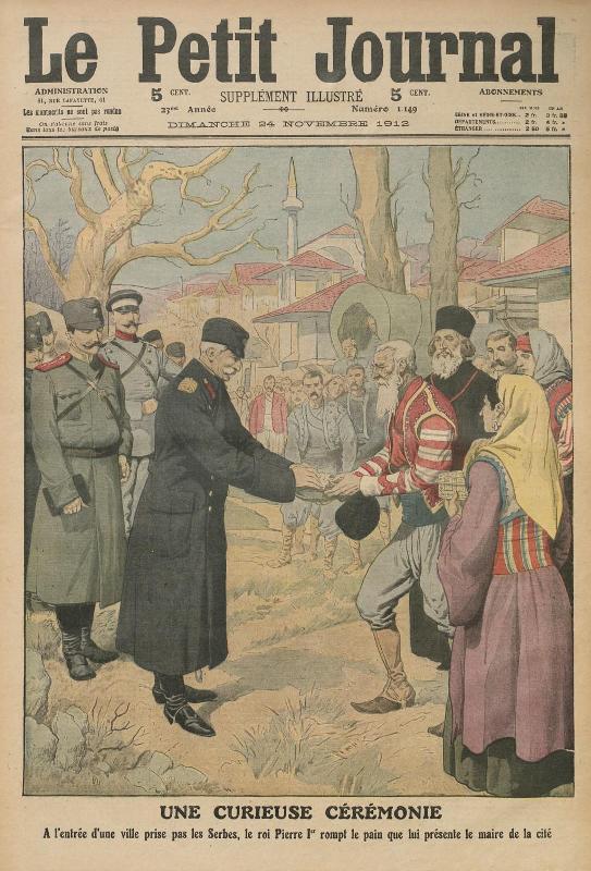 Journal de la grande guerre 1914 1918 reims dans la grande guerre page 32 - Petit journal lattes ...