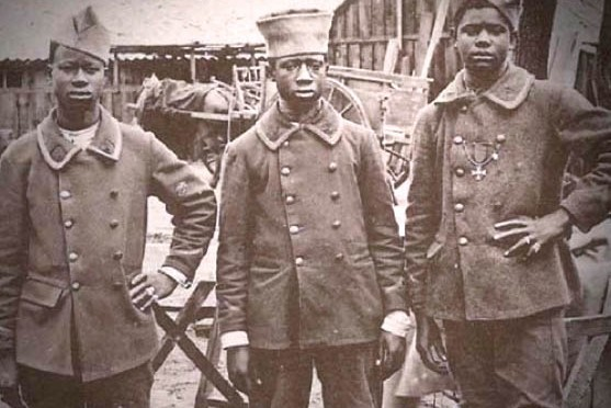Les soldats coloniaux de 14-18, éternels oubliés ?