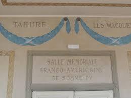 Musée franco américain de Sommepy-Tahure