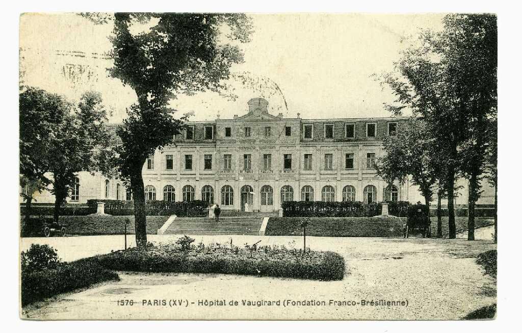 138 journal de la grande guerre le 20 décembre 1914 ~ Hopital De Bois Guillaume