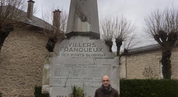 Une souscription pour le monument aux morts de Villers-Franqueux