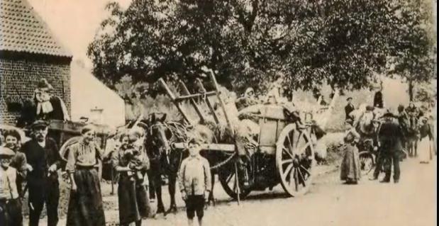 (diaporama) Heutrégiville et Warmeriville en 1914-1918 Exposition du centenaire de la «Grande guerre»
